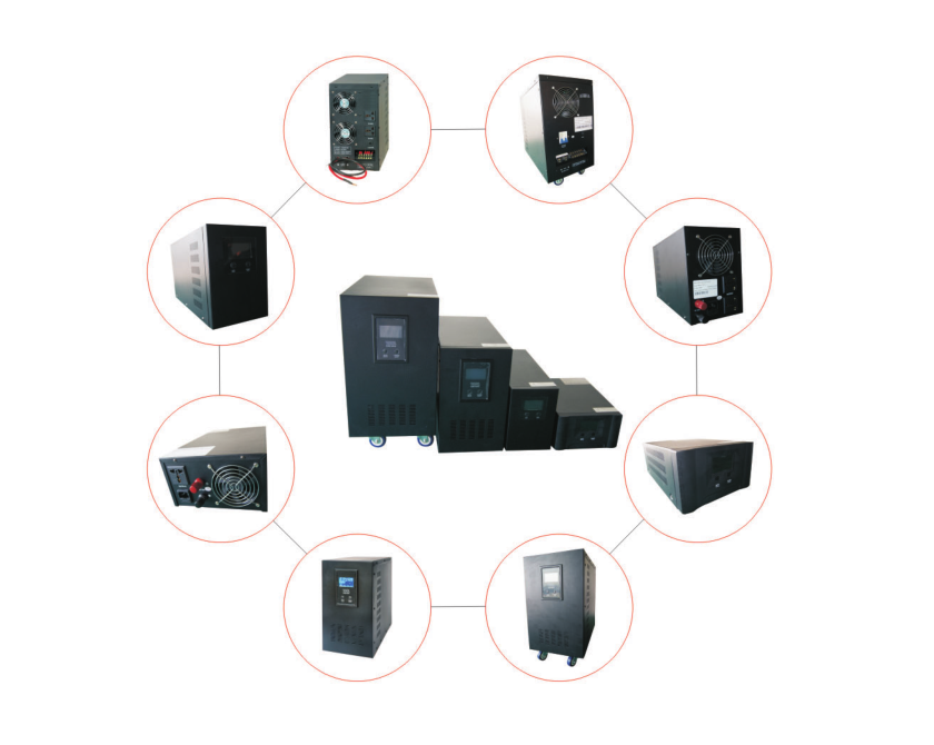 The difference between off-grid inverter and on-grid inverter