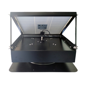 25w 30W Adjustable Solar Attic Vent Fan for House